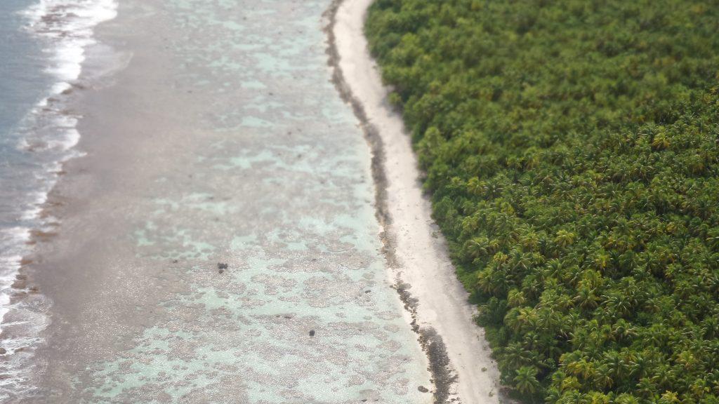 Tetiaroa in der Südsee