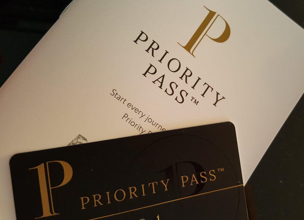 Priority Pass für gratis Besuche in Flughafenlounges